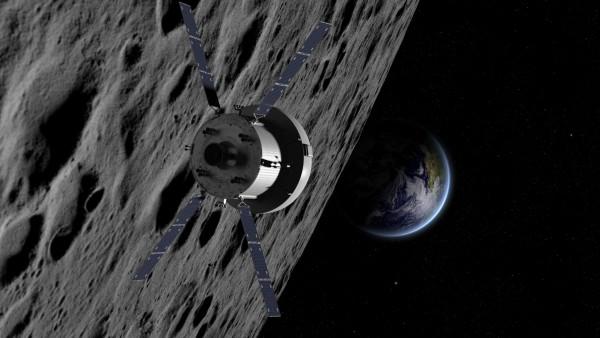 NASA-Raumschiff Orion