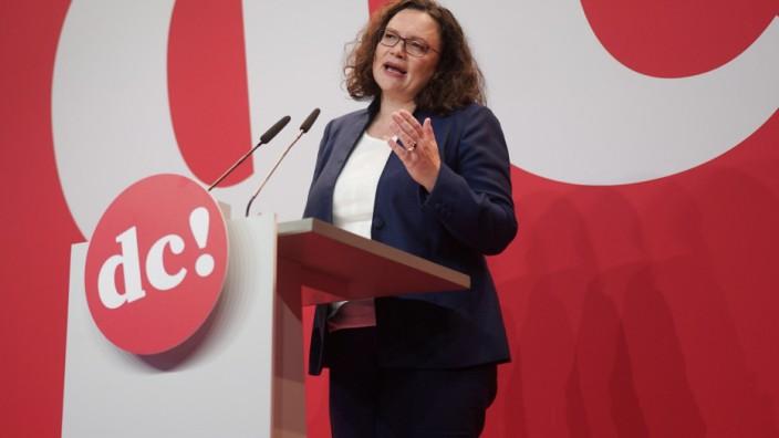 SPD-Debattencamp