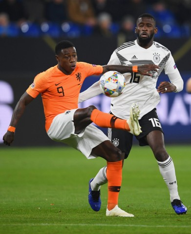 Germany v Netherlands - UEFA Nations League A