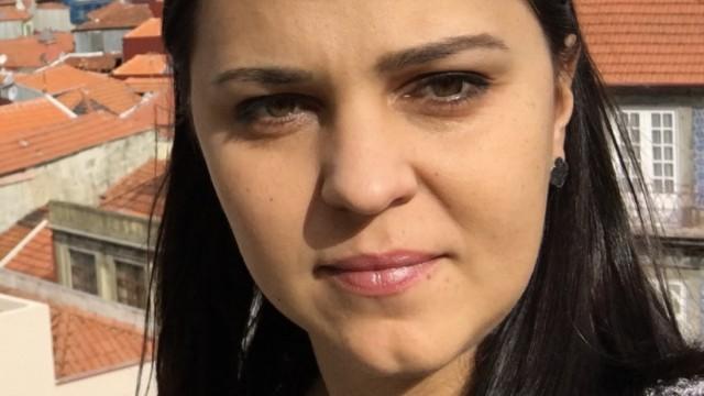 Menschenrechte in der Ukraine: Tetjana Petschontschyk leitet das Kiewer Zentrum für Menschenrechtsinformationen (HRIC). Die 35-Jährige studierte in Kiew und an der Harvard-Universität und promovierte über Meinungsfreiheit. 2012 gründete sie das HRIC.