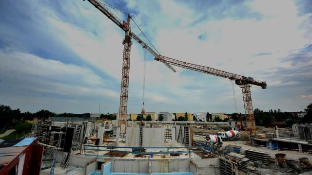 Baustelle Hochfeld FFB