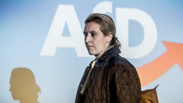 AfD - Europawahlversammlung