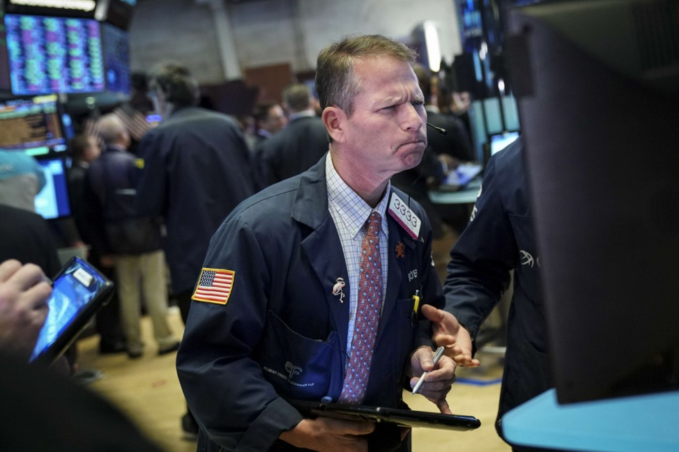 Dow Plunges Over 600 Points As Tech Sector Continues To Rattle Markets