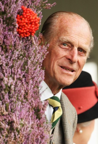 The Royal Family Attend The Annual Braemar Highland Gathering