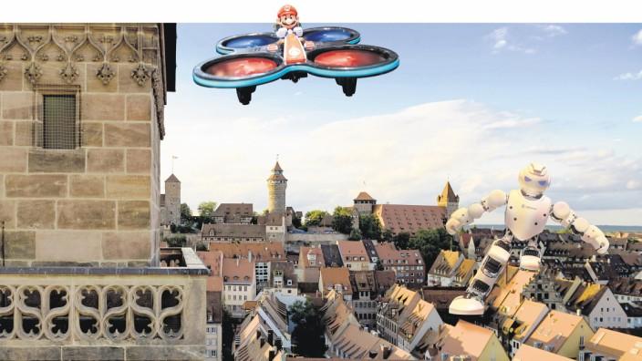 Nürnberg Collage für SZ BE1 ET 23.11.2018