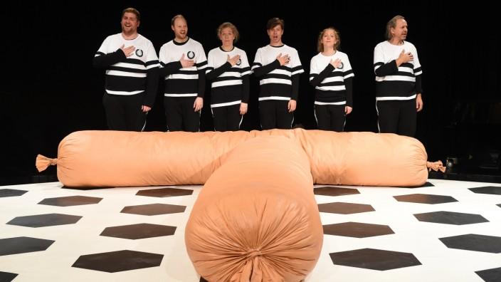 Theaterstück über Uli Hoeneß