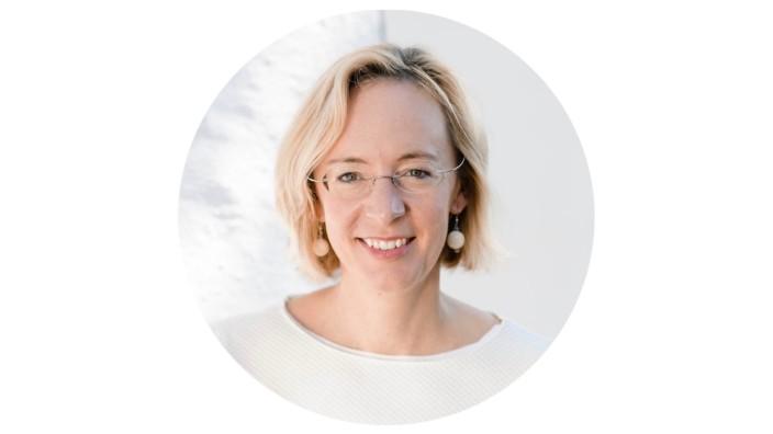 Digitale Ethik: Warnt vor einer voll-automatisierten Gesellschaft: Sarah Spiekermann.