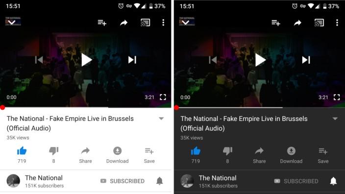 Youtube Dark-Mode