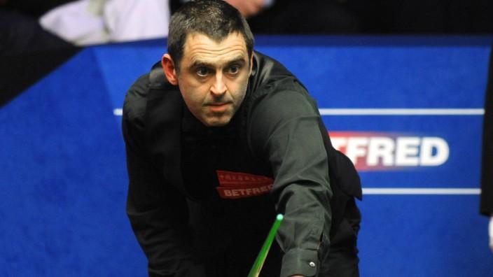 Snooker-WM in Sheffield