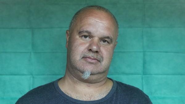 Portrait vor OP-Tuch: Andreas Rode