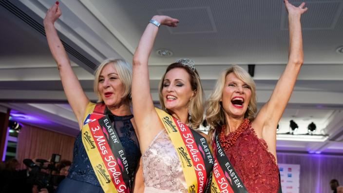 Finale Miss 50plus Germany 2019