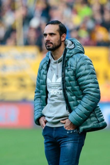 25 11 2018 xtgx Fussball 2 Bundesliga Dynamo Dresden FC Ingolstadt 04 emspor v l Alexander N