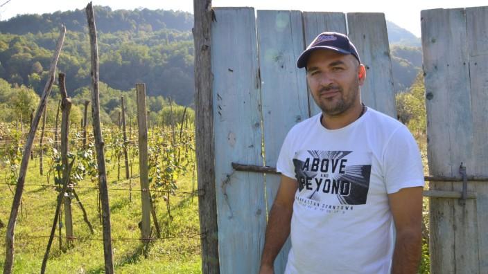 Chwantschkara-Wein Georgien
