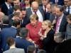 Bundestag: Abgeordnete bei der Abstimmung zum Migrationspakt