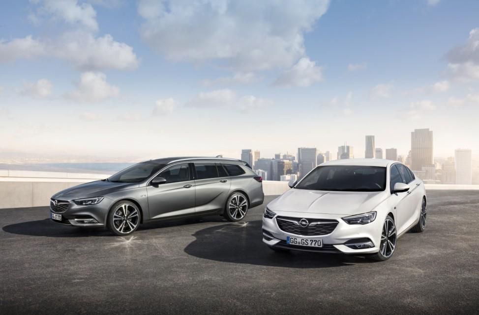 Opel Insignia Facelift