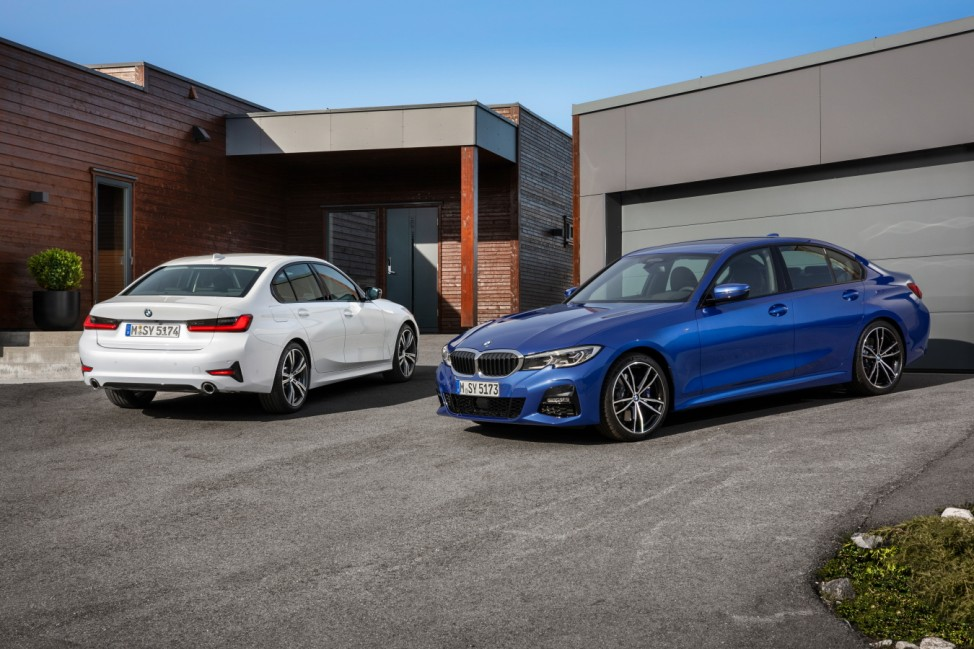 Fabian Kirchbauer Photography; BMW 3er (2019)