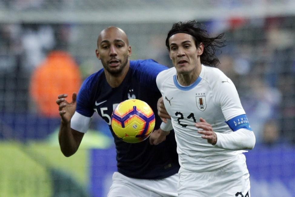 Frankreich - Uruguay