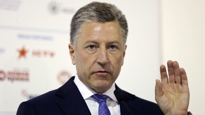 Kurt Volker Ukraine Russland USA