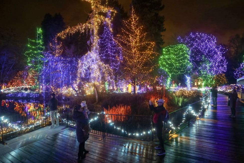 Lichterfest in Kanada