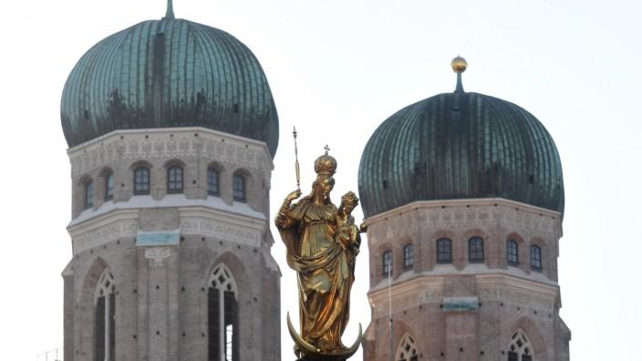 Mariensäule in München