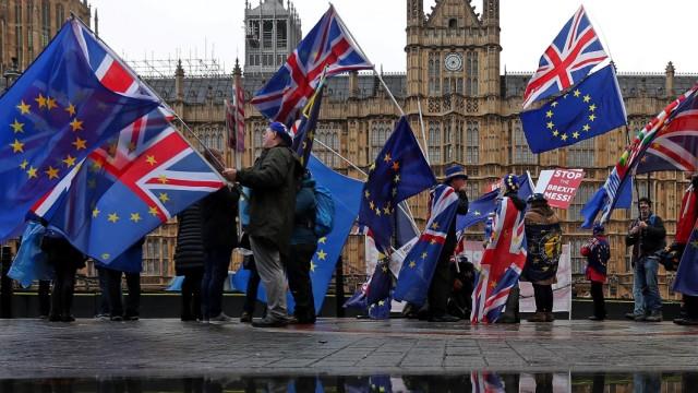 Brexit Großbritannien EU