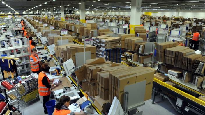 Amazon rechnet wetterbedingt mit Lieferproblemen