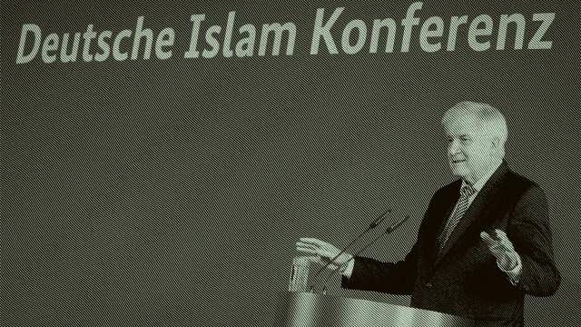 4. Deutsche Islam-Konferenz als Foto für die Forumseite vom 6.12.2018