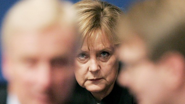 CDU-Parteitag - Merkel