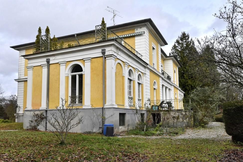 Starnberg,Villa Almeida