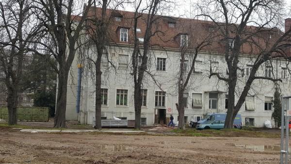 Kuvertfabrik Pasing Kastanien