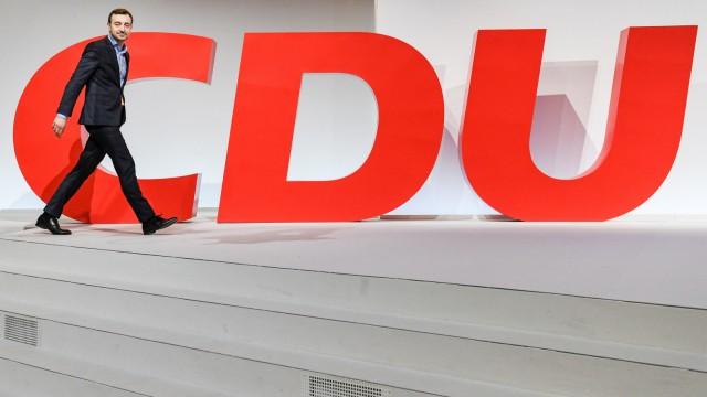 Paul Ziemiak, CDU