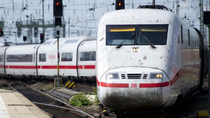 Bahn - Taktfahrplan
