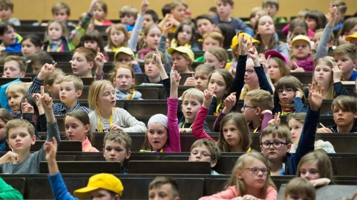 Kinder-Universität Dresden