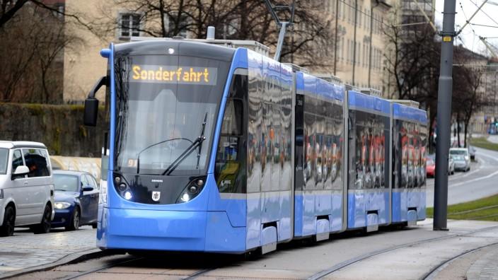 Dutzende Avenio-Züge hat die Münchner Verkehrsgesellschaft bei Siemens bestellt, sie sollen von 2021 nach und nach ausgeliefert werden.