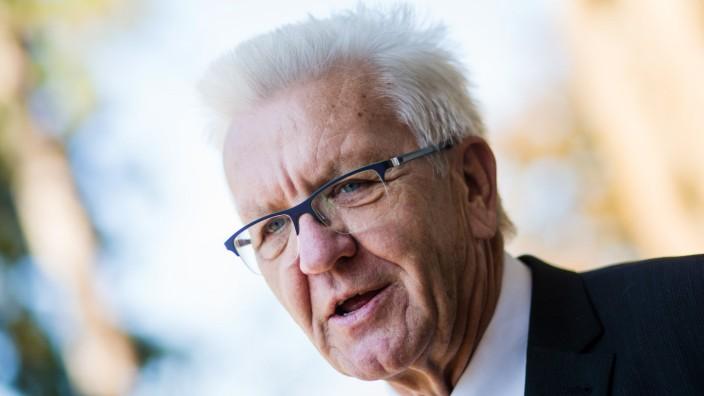 Ministerpräsident Kretschmann