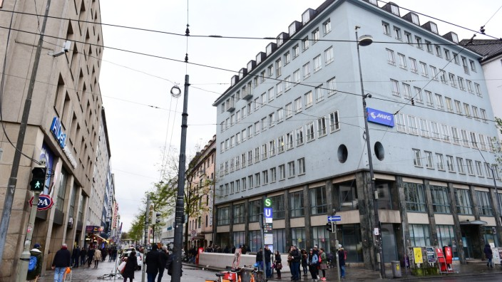DC Values will an der Bayerstraße am Hauptbahnhof in München einen Neubau mit Einzelhandel und Hotel errichten