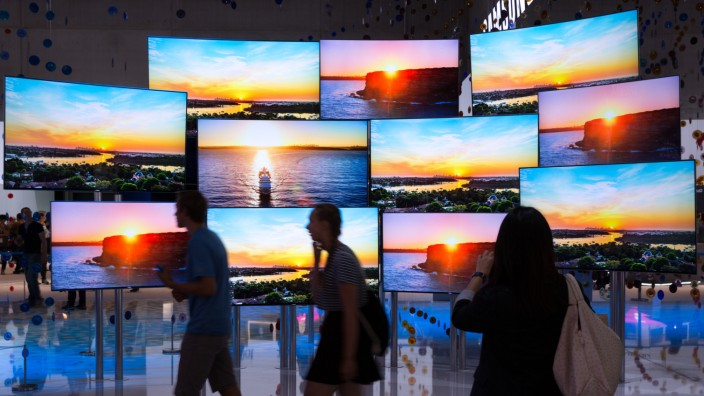 Scharfe Bilder für große Schirme: Was Blu-ray-Player können