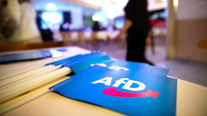 Landesparteitag der AfD Bayern