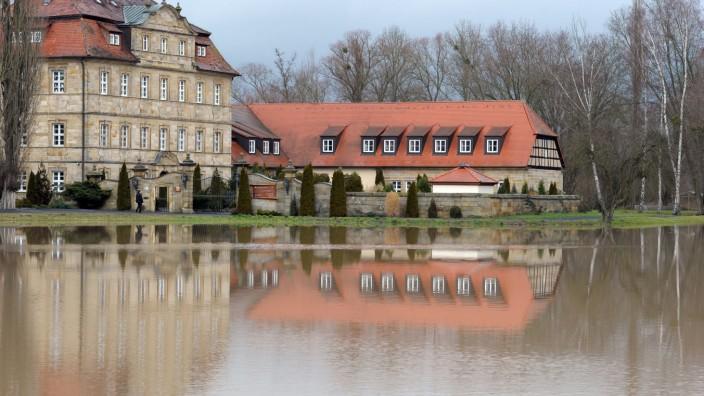 Ermittlungen in Seniorenresidenz Schloss Gleusdorf