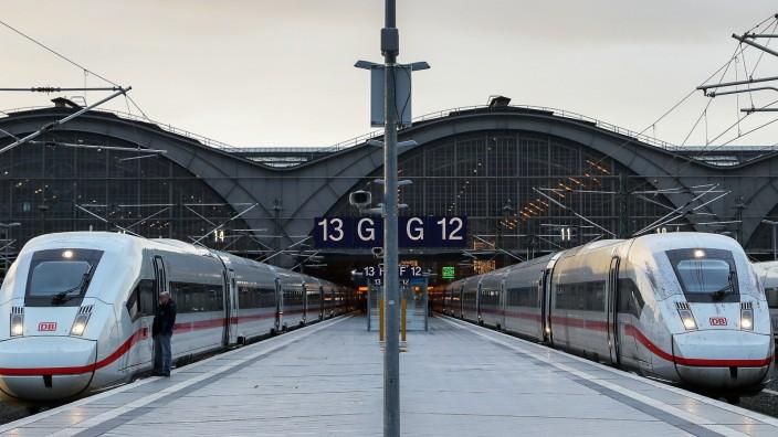 Bahn Tickets Verspätungen