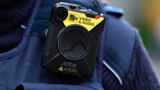 Bundespolizei Bodycam Amazon