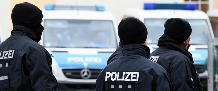 Durchsuchungen wegen Terrorverdachts in ganz Hessen