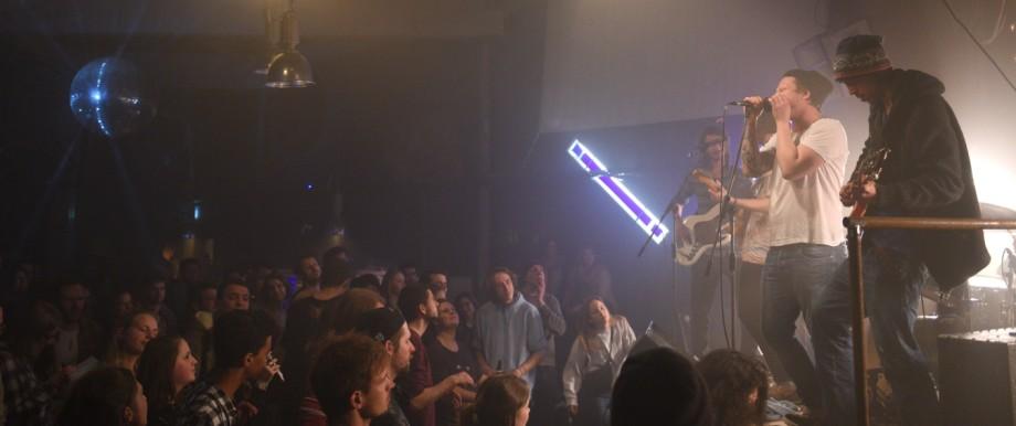 Münchner Band des Jahres: Sieger bei der Arbeit: Ni Sala, hier bei einem Auftritt im Bahnwärter Thiel, wurden zur Band des Jahres 2017 gewählt.