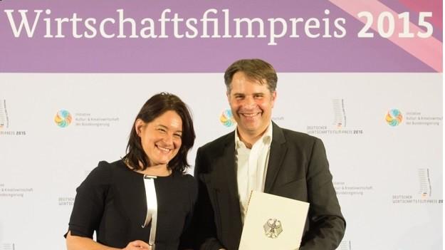 Deutscher Wirtschaftsfilmpreis 2015