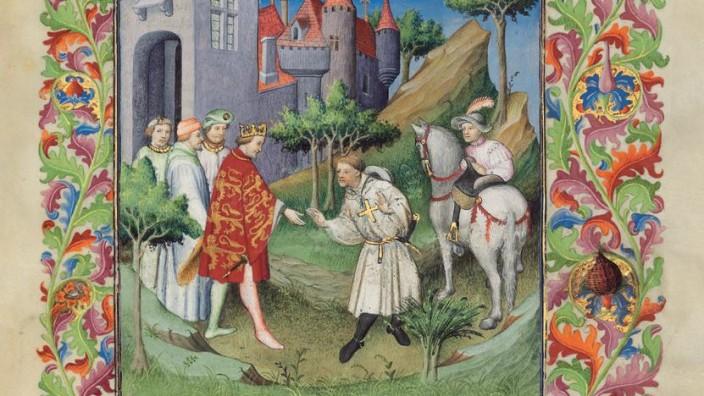 Reisepionier Ritter Jean de Mandeville Reisepionier