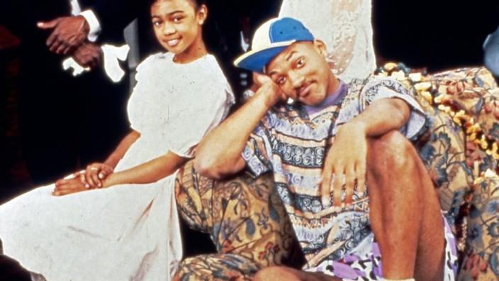 The Fresh Prince of Bel Air Serie aka Der Prinz von Bel Air USA 1990 1996 Regie Debbie Allen
