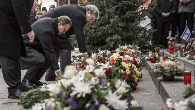 Jahrestag des Berliner Terroranschlags