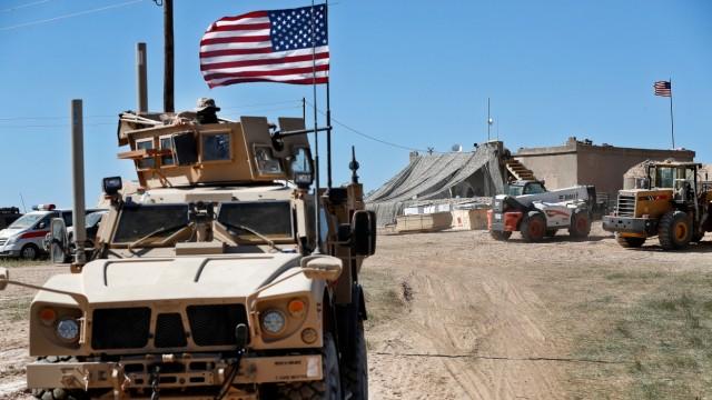 USA Syrien Afghanistan