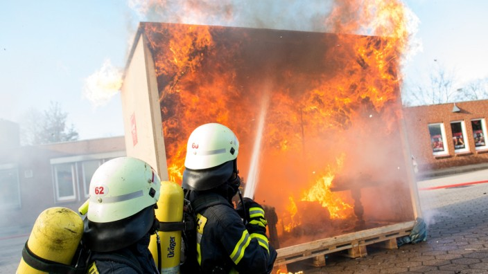 Feuerwehr warnt vor Gefahren
