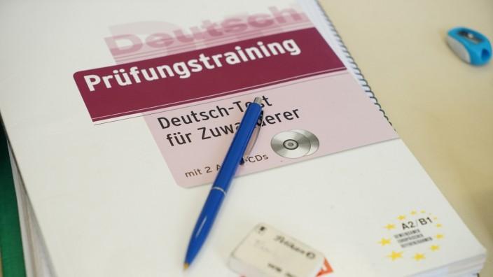 Integrationskurs für Ausländer in München, 2018
